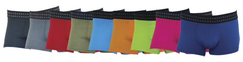 Mens trunks, undies or jocks made from bamboo fibre