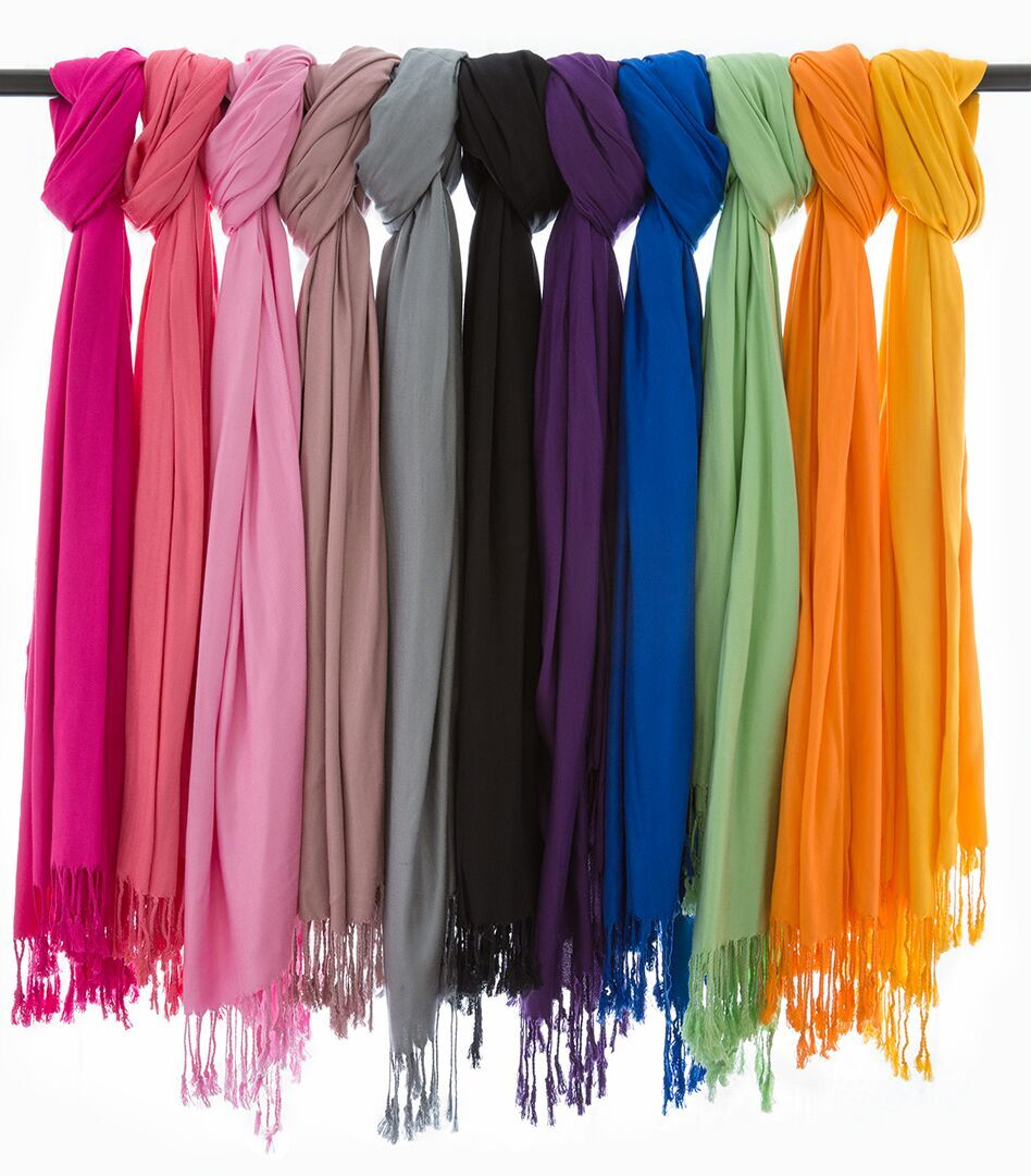 Bamboo Womens Scarves